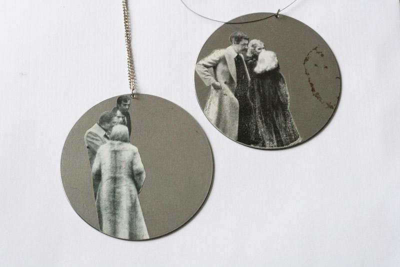 Zvinca Bijuterie Contemporana - Contemporary Jewelry